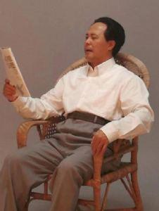 毛泽东(中年)